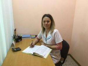 Рогацька Юлія Володимирівна - сестра медична з дієтичного харчування