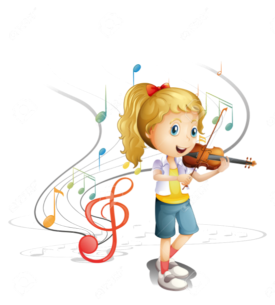 26826802-Illustration-of-a-young-musician-on-a-white-background-Stock-Photo