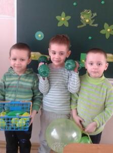 Зелений №3