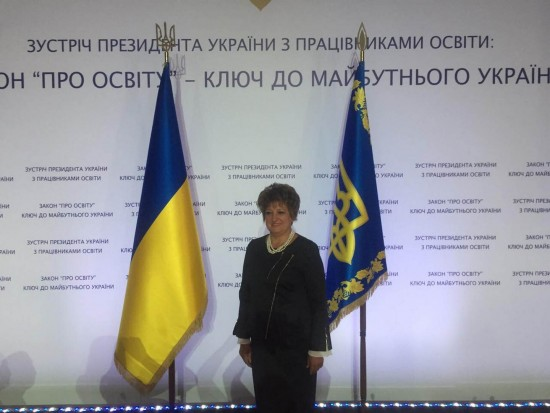 Сукач Наталя Петрівна - завідувач ДНЗ №270